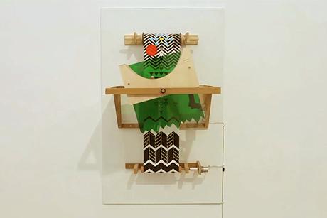 רועי כרמלי, Experiment n. 1, 2013, מיצב קינטי