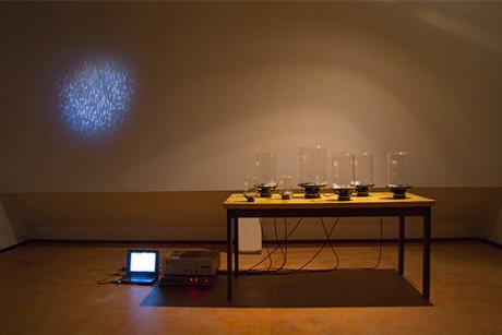 רועי כרמלי, Experiment n. 7, 2013, מיצב